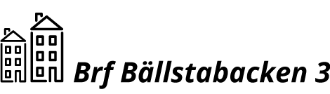 BRF Bällstabacken 3
